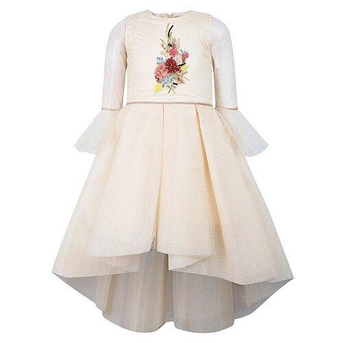Платье EIRENE размер 164, кремовый платье eirene размер 170 черный желтый красный