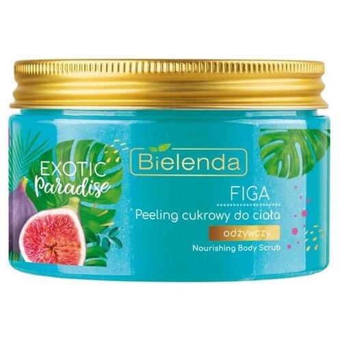 Bielenda Exotic Paradise Скраб для тела питательный Инжир, 350 г