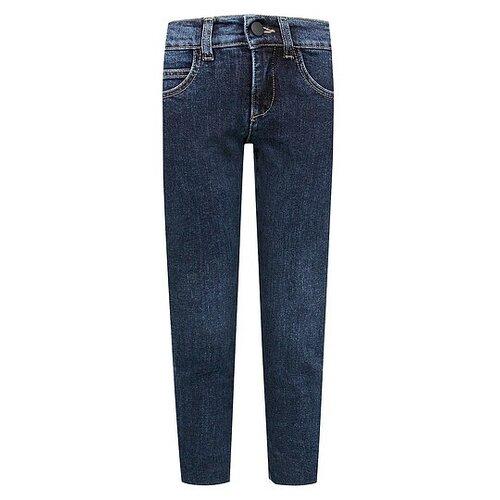 Джинсы FENDI размер 140, F0QB0 синий футболка fendi размер 140 синий