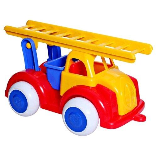 Пожарный автомобиль Viking Toys Джамбо (1211) 28 см