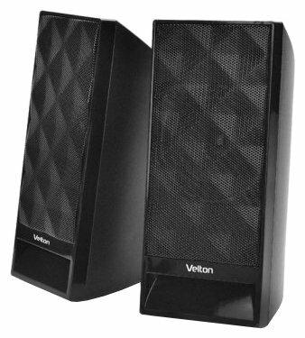 Компьютерная акустика Velton VLT-SP106UBl — купить по выгодной цене на Яндекс.Маркете