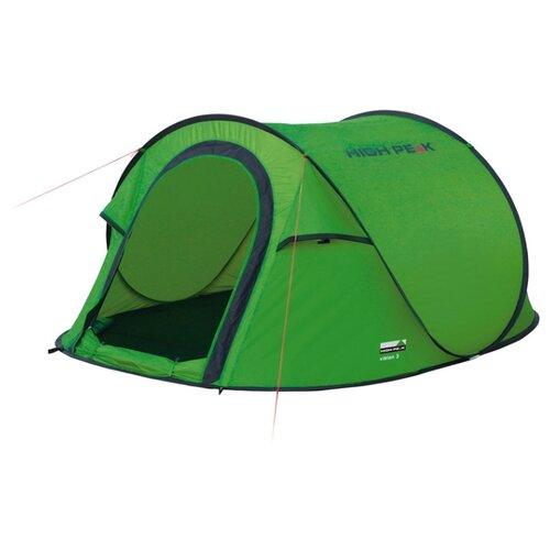 Фото - Палатка High Peak Vision 3 зеленый peak sport men basketball shoes high top