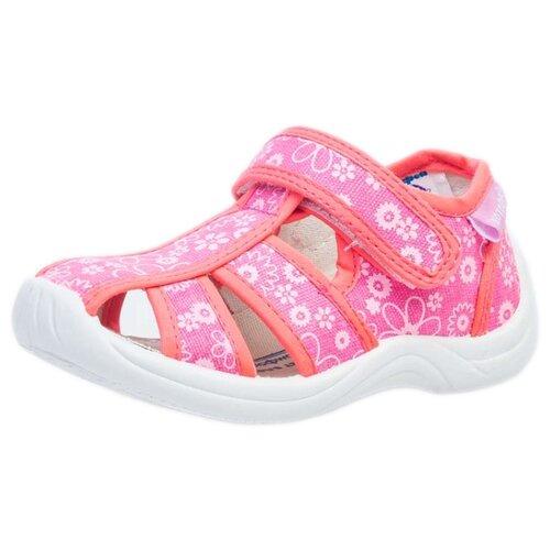 Сандалии КОТОФЕЙ размер 23, 12 розовый сандалии для девочки скороход цвет ярко розовый 16 282 1 размер 23