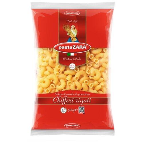 Pasta Zara Макароны 055 Chifferi rigati, 500 г