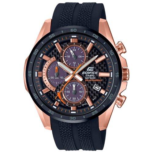 цена Наручные часы CASIO EQS-900PB-1A онлайн в 2017 году