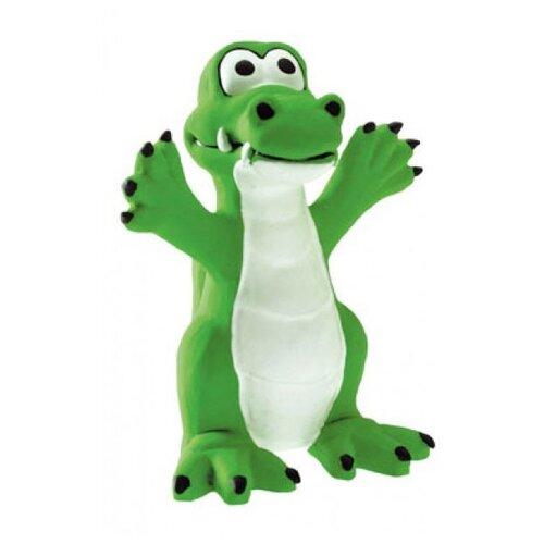 Игрушка для собак Beeztees Зеленый крокодил (620820) зеленый
