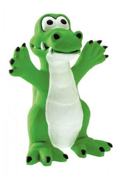 Игрушка для собак Beeztees Зеленый крокодил (620820)