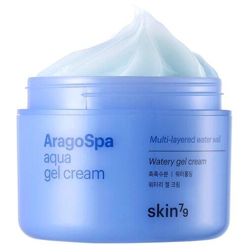 Skin79 Aragospa Aqua Gel Cream Увлажняющий крем-гель, 90 мл вв крем skin79 super plus beblesh balm orange 7 мл