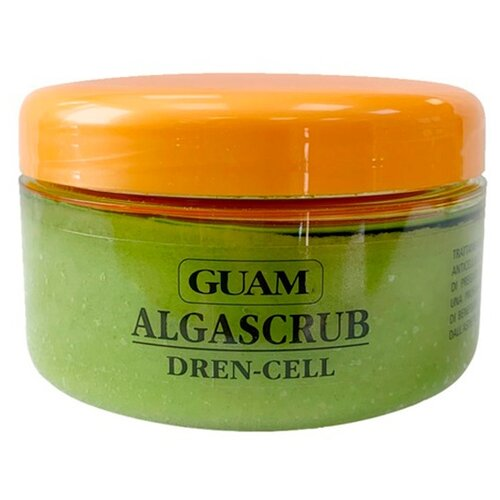 Guam Скраб для тела Algascrub Dren-cell, 300 мл, 420 г guam dren plus