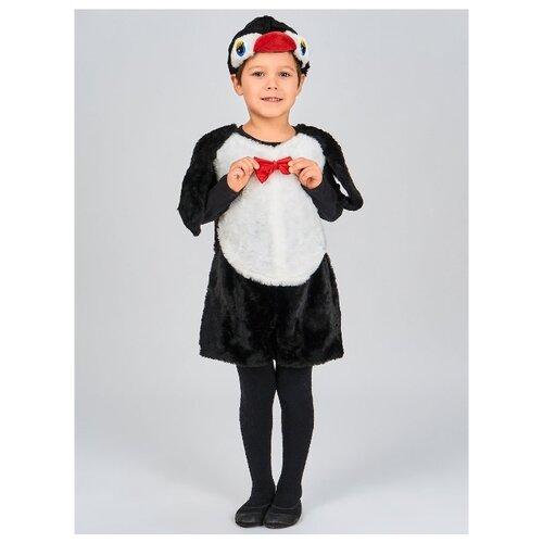Купить Костюм Радомир Пингвин (С1015), черный, размер 104-134, Карнавальные костюмы