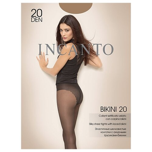 Колготки Incanto Bikini 20 den daino 5 (Incanto)Колготки и чулки<br>
