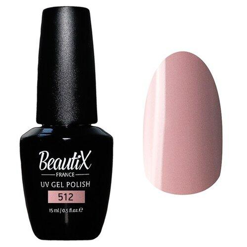 Гель-лак Beautix UV Gel Polish, 15 мл, оттенок 512
