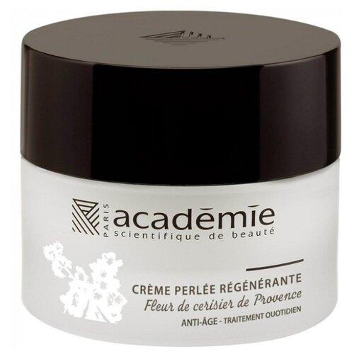 Крем Academie Age Recovery Regenerating Pearly Cream Provence Cherry Blossom жемчужный «Вишнёвый цвет прованса» для лица, 50 мл