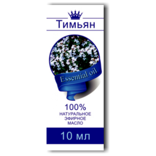 Сибирь намедоил эфирное масло Тимьян 10 мл