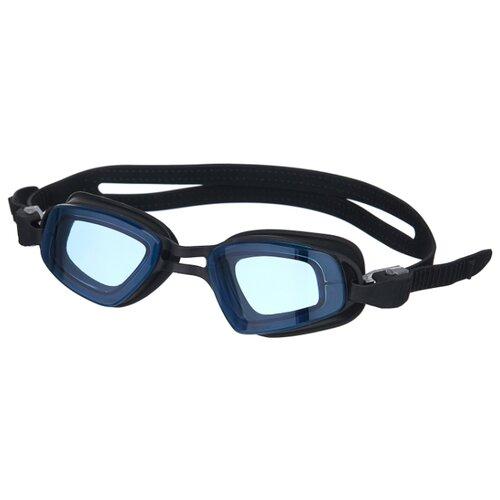 Очки для плавания Dobest HJ-12 черный омрон шагомер электронный hj 325 ebk черный