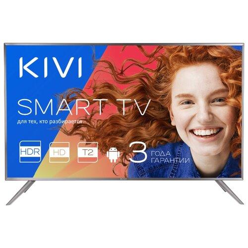 Телевизор KIVI 32HR52GR серый kivi