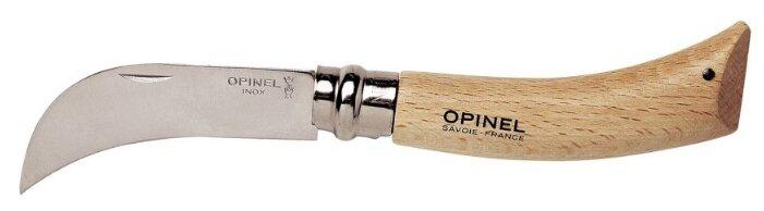 """Нож садовый Opinel """"№8"""", нержавеющая сталь, коробка"""