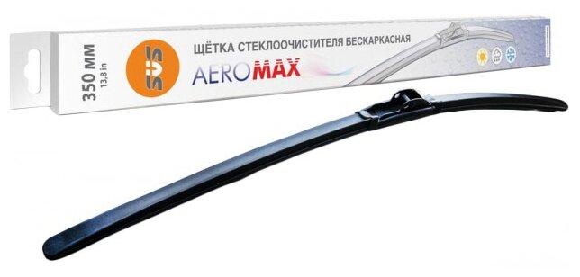 Щетка стеклоочистителя бескаркасная SVS AeroMax (440003000) 350 мм