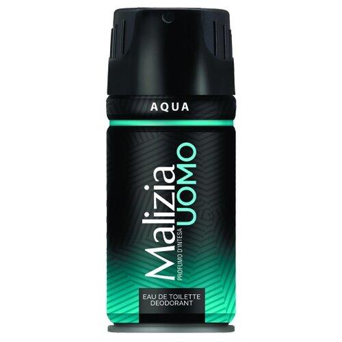 Дезодорант спрей Malizia Uomo Aqua, 150 мл