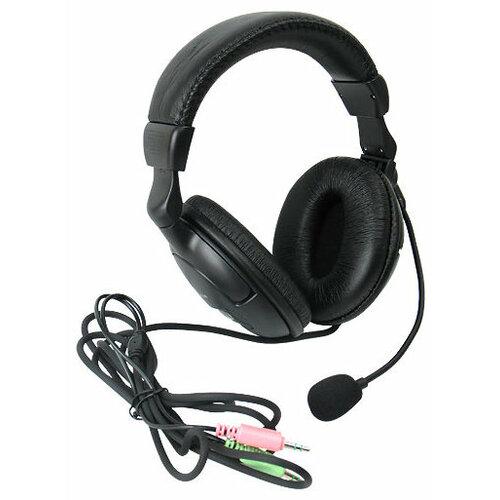 Компьютерная гарнитура Defender Orpheus HN-898 черный наушники defender hn 750 black