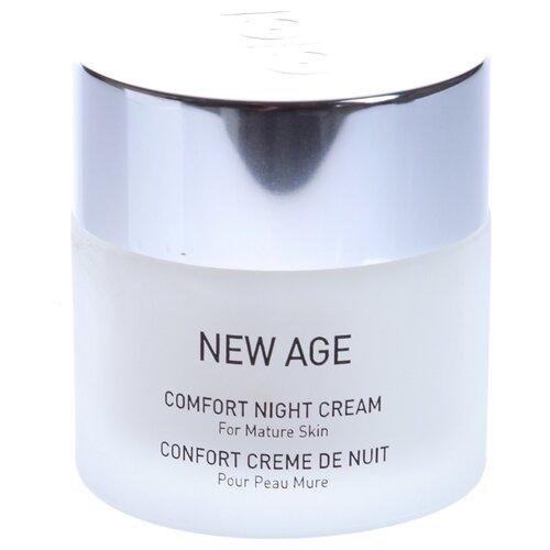 Gigi New Age Comfort Night Cream Крем-комфорт для лица ночной, 50 мл gigi крем комфорт ночной new age comfort night cream 50 мл