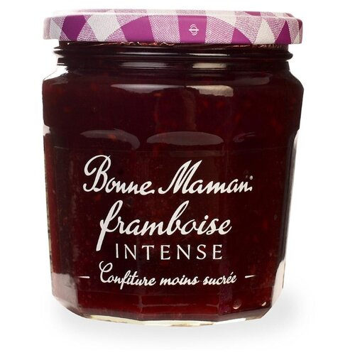 Конфитюр Bonne Maman из малины, банка 335 г босоножки marco bonne marco bonne mp002xw1in82