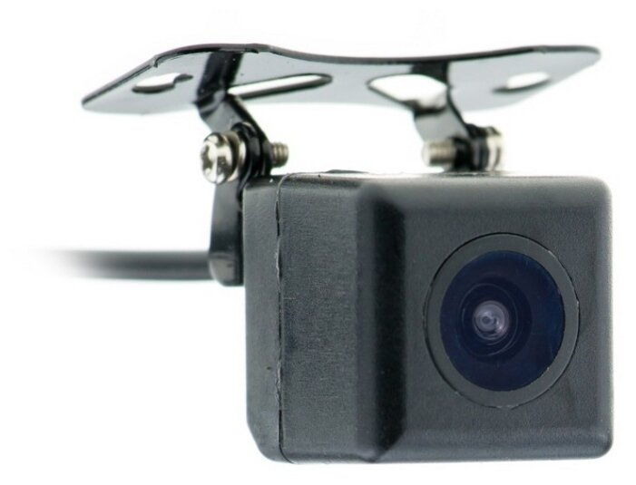 Камера заднего вида, монитор, соединительные провода Slimtec SMR VRC1 KIT