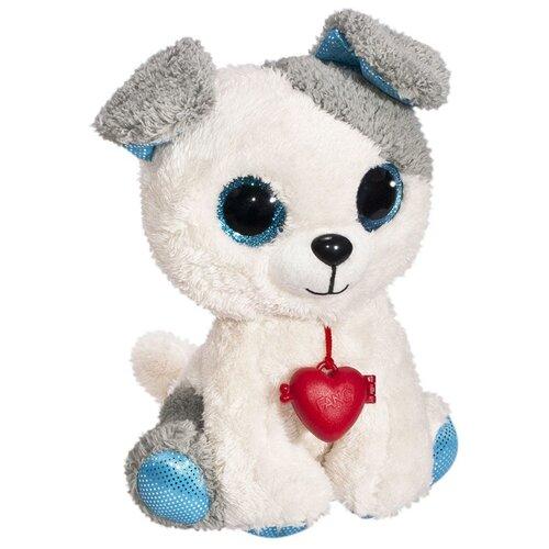 Купить Мягкая игрушка Fancy Собачка Глазастик с сердечком, Мягкие игрушки