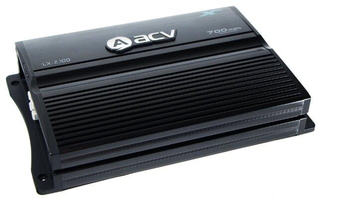 Автомобильный усилитель ACV LX-2.100 фото 1