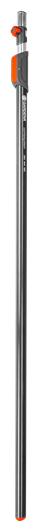 Ручка для комбисистемы GARDENA телескопическая (3720-20), 160-290 см