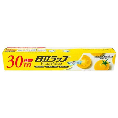 Пищевая пленка для хранения продуктов Hitachi Chemical 4902534212231, 30 м х 22 см
