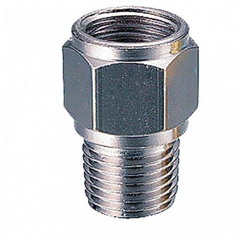 Переходник Fubag 180183 B резьбовое соединение 3/8M, резьбовое соединение 1/2F переходник fubag 180263 3 8m на елочку 10мм с обжимным кольцом 10x15мм