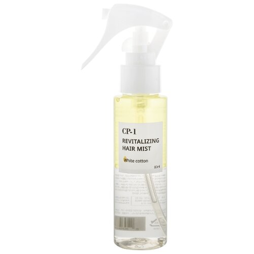 Купить Esthetic House Мист для волос CP-1 Revitalizing Hair Mist (white cotton), 80 мл