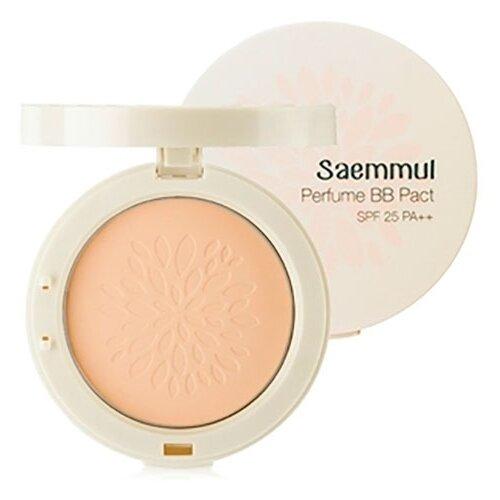 The Saem Пудра компактная ароматизированная Saemmul Perfume BB Pact SPF25 PA++ 23 Cover Beige цена 2017