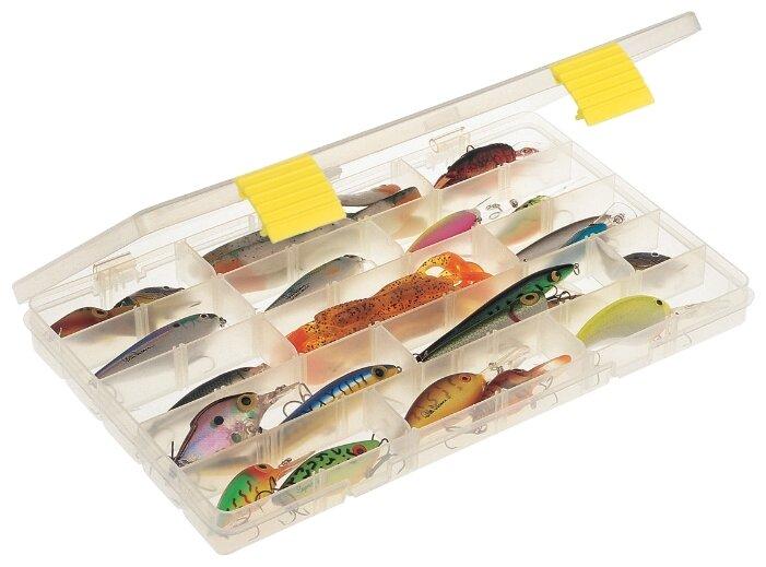 Коробка для приманок для рыбалки PLANO 2-3701-00 35.6х23.2х3.5см