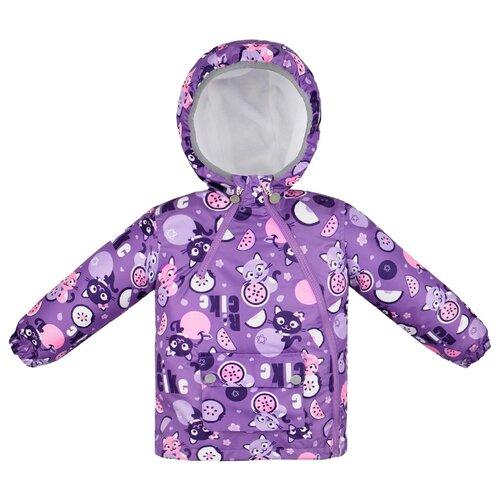 Купить Куртка Reike размер 86, фиолетовый, Куртки и пуховики