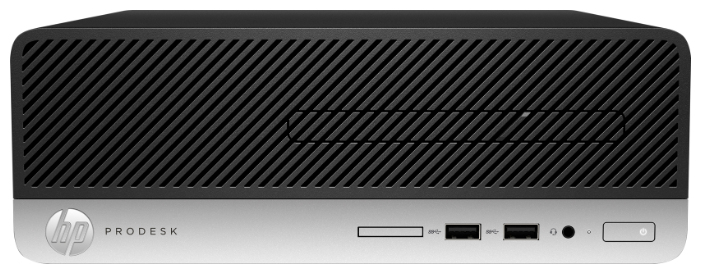 Настольный компьютер HP ProDesk 400 G5 SFF (4CZ70EA) Slim-Desktop/Intel Core i5-8500/8 ГБ/256 ГБ SSD/Intel UHD Graphics 630/Windows 10 Pro