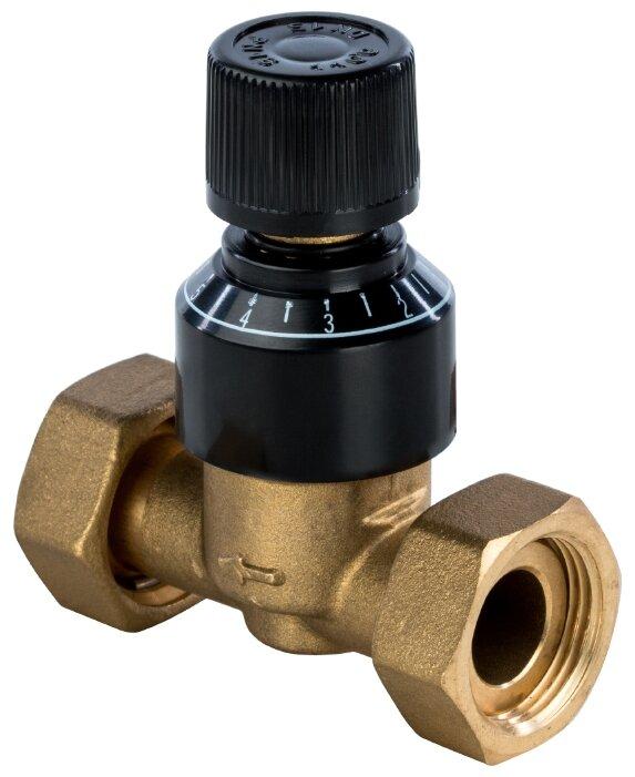 Балансировочный клапан ручной STOUT SDG-0019-000005 муфтовый (ВР/ВР) Ду 20 (3/4