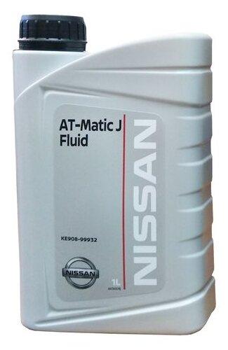 Трансмиссионное масло Nissan Matic Fluid J — купить по выгодной цене на Яндекс.Маркете