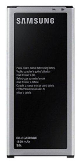 Аккумулятор EB-BG850BBC для телефона Samsung Galaxy Alpha SM-G850