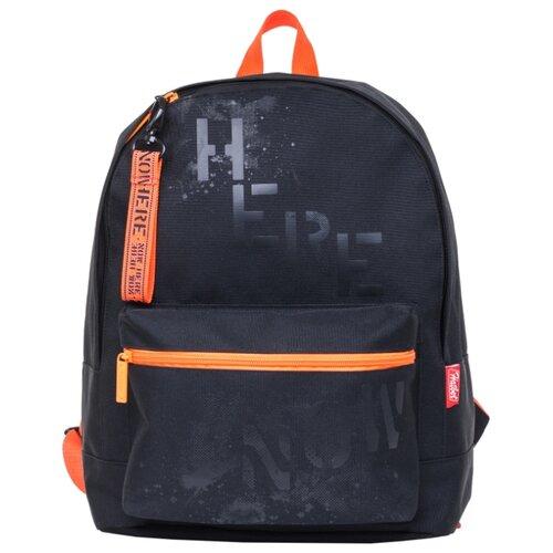 Купить Hatber Рюкзак Casual Now NRk_38096, черный, Рюкзаки, ранцы