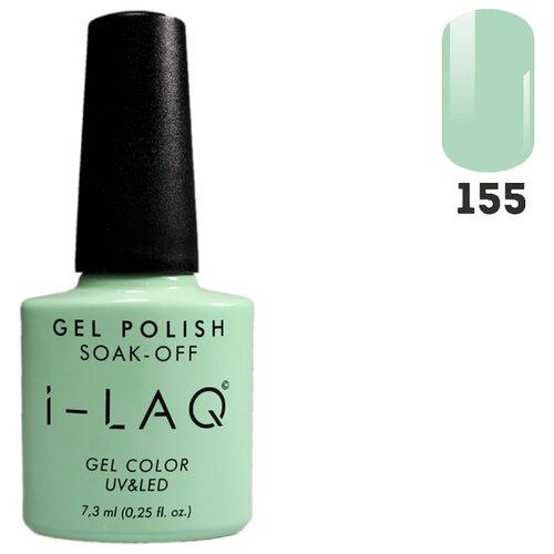 Купить Гель-лак для ногтей I-LAQ Gel Color, 7.3 мл, оттенок 155