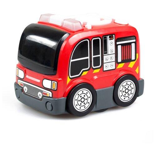 Пожарный автомобиль Silverlit Tooko программируемый пожарный красный silverlit пожарная машина tooko красный