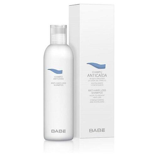 Фото - BABE Laboratorios шампунь Anti-hair loss против выпадения волос 250 мл шампунь против выпадения волос intragen anti hair loss шампунь 1000мл