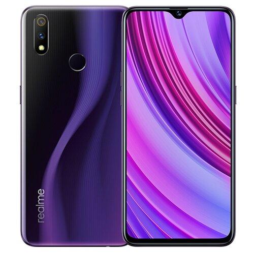 Смартфон realme 3 Pro 6/128GB фиолетовая молния