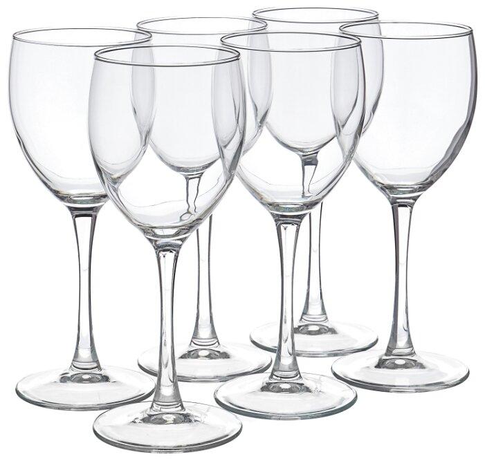 Luminarc Набор бокалов для вина Signature 350 мл 6 шт J0012