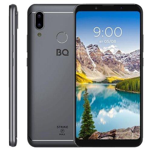 Купить Смартфон BQ 6035L Strike Power MAX серый