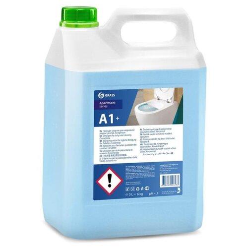 GraSS средство для ежедневной уборки туалетов А1+ 5 л