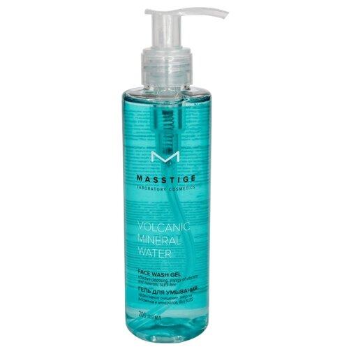 Masstige гель для умывания для чувствительной кожи Volcanic Mineral Water, 200 мл masstige мист освежающий volcanic mineral water 200 мл