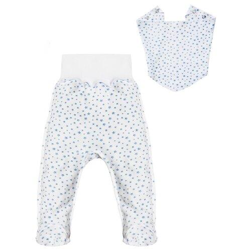 Купить Комплект одежды Amarobaby размер 74, голубой, Комплекты